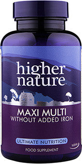 Higher Nature Maxi Multi Iron-Free