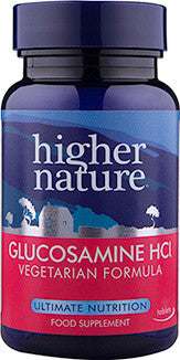 Higher Nature Glucosamine Hydrochloride (Vegetarian)