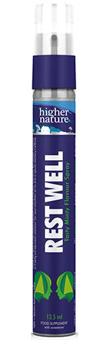 Higher Nature Rest Well Spray