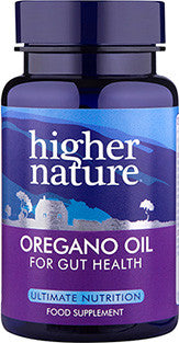 Higher Nature Oregano Oil