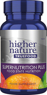 Higher Nature TRUE FOOD Supernutrition Plus