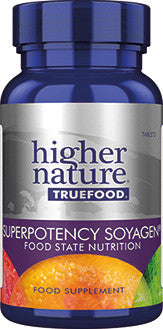 Higher Nature Super Potency Soyagen