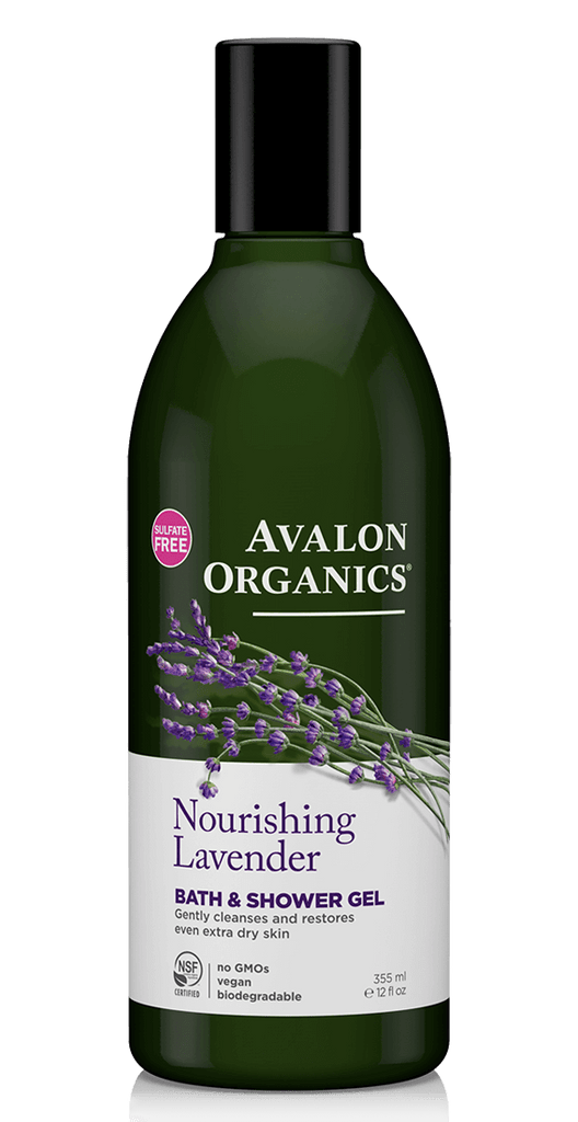 Avalon Lavender Bath & Shower Gel