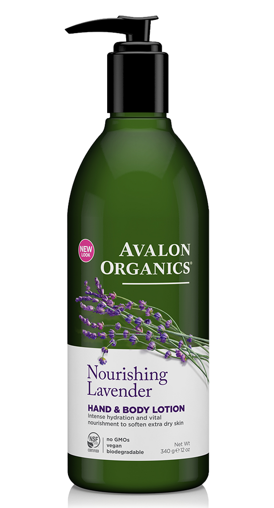 Avalon Lavender Hand & Body Lotion