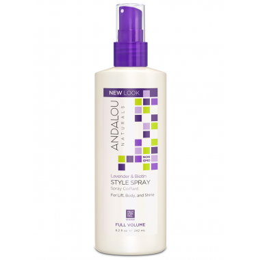 Andalou Full Volume Lavender & Biotin Style Spray