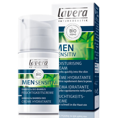 Lavera Mens Moisturising Face Cream