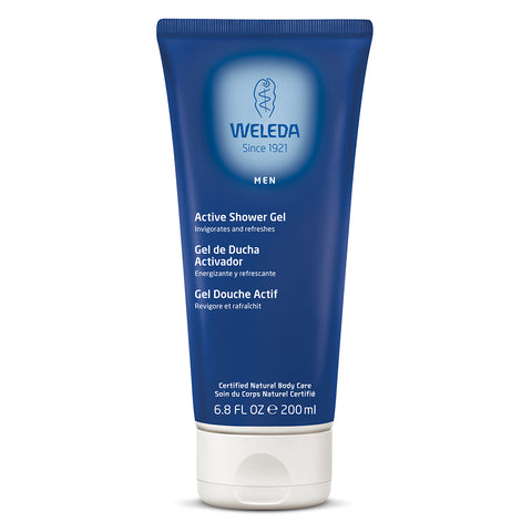 Weleda Mens Active Shower Gel