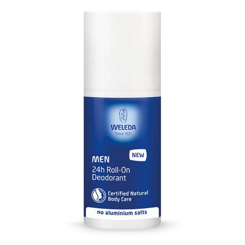 Weleda Men 24hr Roll-On Deodorant