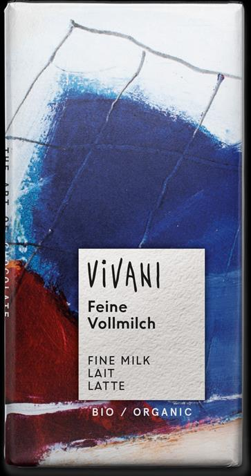 Vivani Organic Milk Chocolate