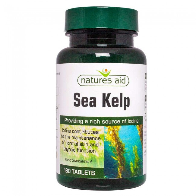 Nature's Aid Sea Kelp