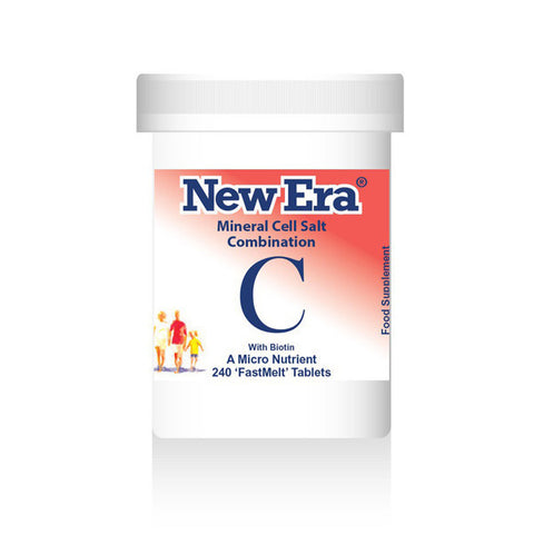 New Era Mineral Cell Salts Combination C