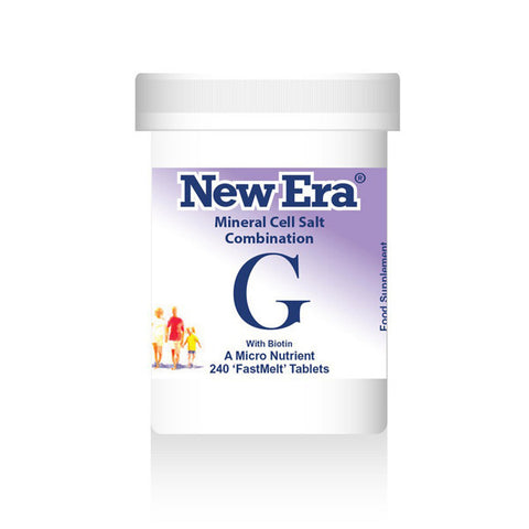 New Era Mineral Cell Salts Combination G