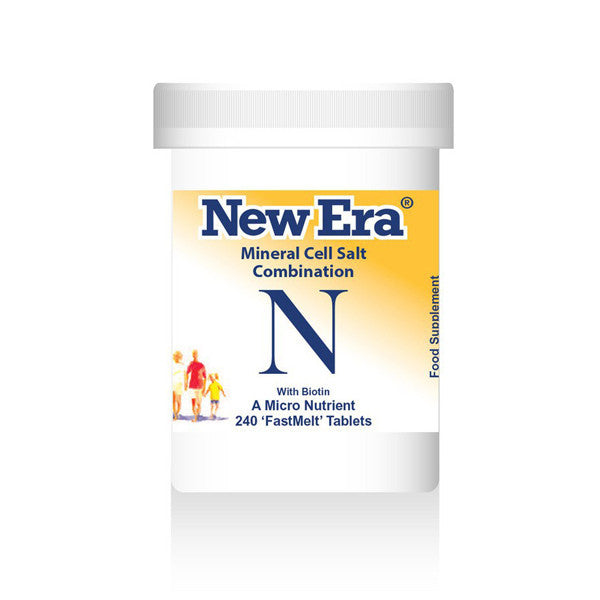 New Era Mineral Cell Salts Combination N