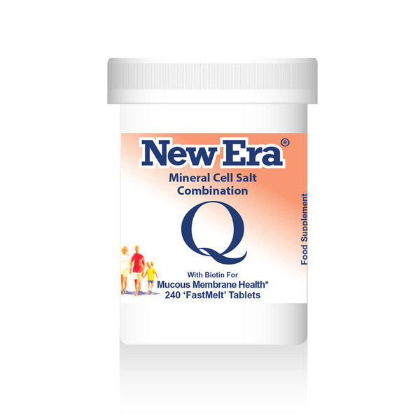 New Era Mineral Cell Salts Combination Q