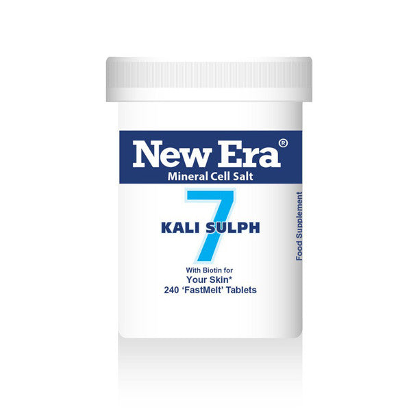 New Era Mineral Cell Salts No. 7 Kali Sulph
