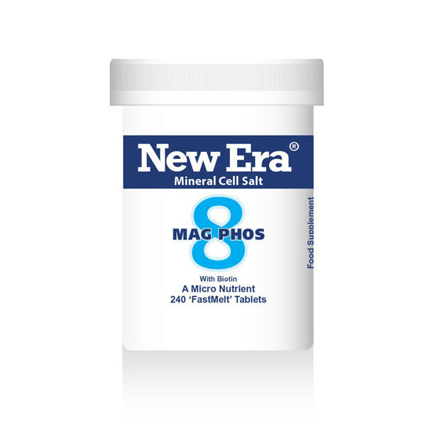 New Era Mineral Cell Salts No. 8 Mag Phos