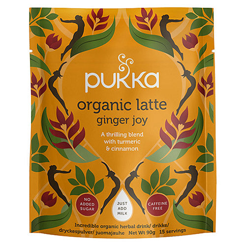 Pukka Latte - Ginger Joy