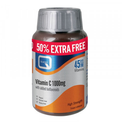 Quest Vitamin C 1000mg Timed Release