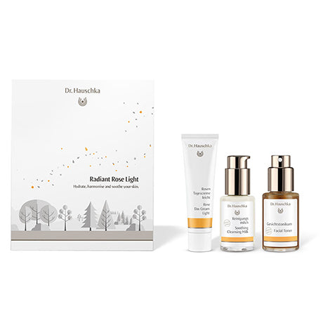 Dr Hauschka Radiant Rose Set