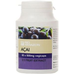 Rio Amazon Acai 500mg