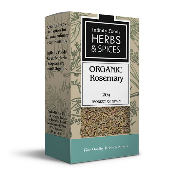 Infinity Herbs & Spices Organic Rosemary