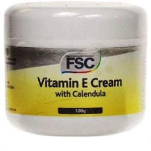 FSC Vitamin E Cream with Calendula (pot)