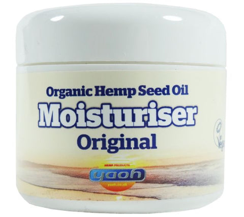 Yaoh Hemp Moisturiser Cream - Original