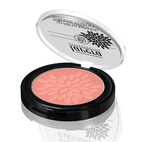 Lavera Mineral Rouge Powder Charming Rose 01