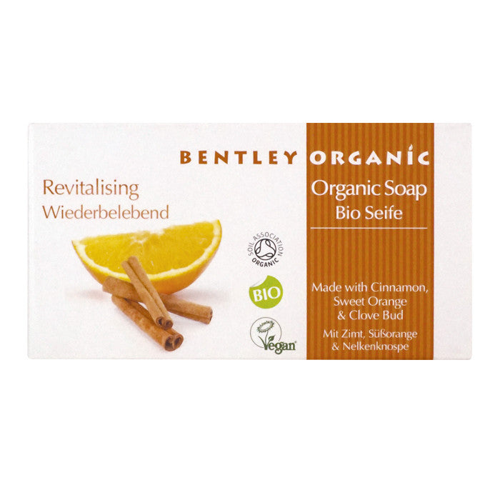Bentley Organic Revitalising Soap Bar