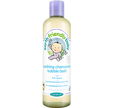 Earth Friendly Baby Chamomile Bubble Bath
