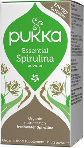 Pukka Essential Spirulina Powder