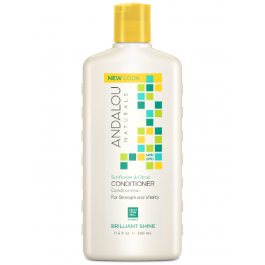Andalou Brilliant Shine Sunflower & Citrus Conditioner