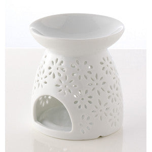 Traditional Ceramic Fragrancer/Oil Burner Style (Earthenware)