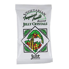 Just Wholefoods Vegetarian Jelly Crystals (4 Flavours)