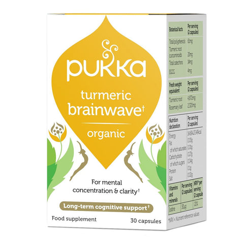 Pukka Brain Wave