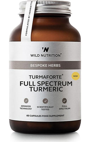 Wild Nutrition TurmaForte Full Spectrum Turmeric