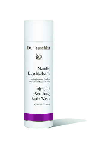 Dr Hauschka Almond Soothing Body Wash