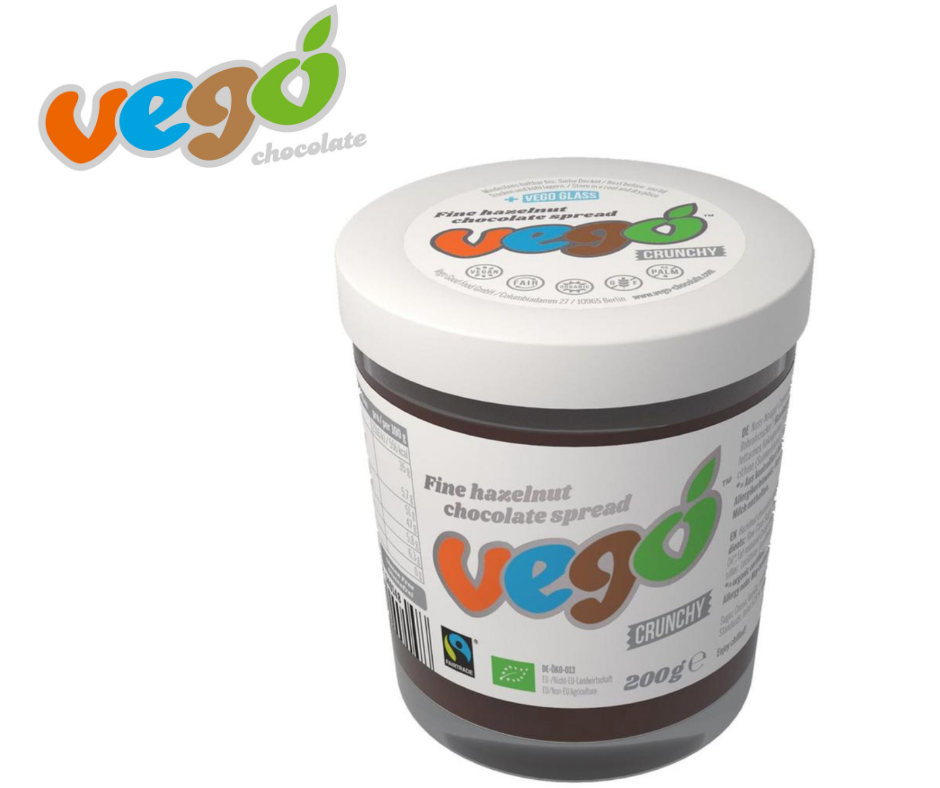 Vego Fine Hazelnut Chocolate Spread