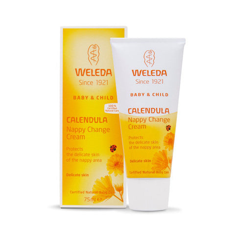 Weleda Baby & Child Calendula Nappy Change Cream