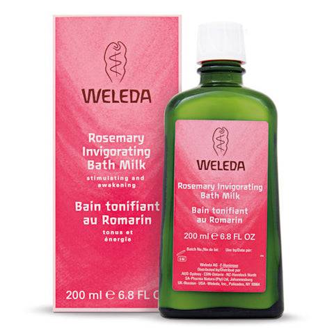 Weleda Rosemary Bath Milk
