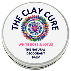 The Clay Cure Natural Deodorant Balms