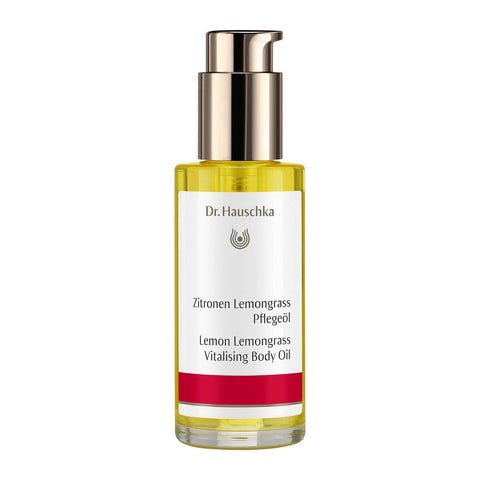 Dr Hauschka Lemongrass Vitalising Body Oil