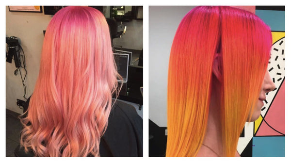 Trend of the Month - Summer Cocktail Colour