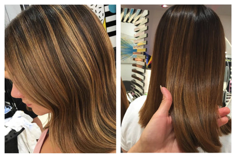 Balayage Trends for 2016