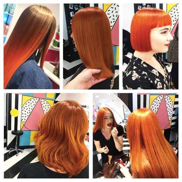 Copper Hair Trends of 2016