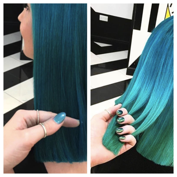 Nails & Hair Matching Trends for 2016