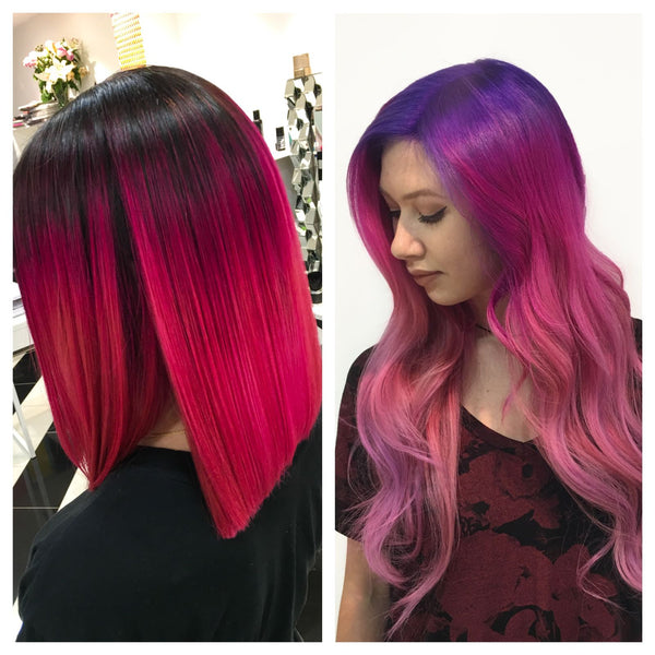 Amazing Transformations by Not Another Salon