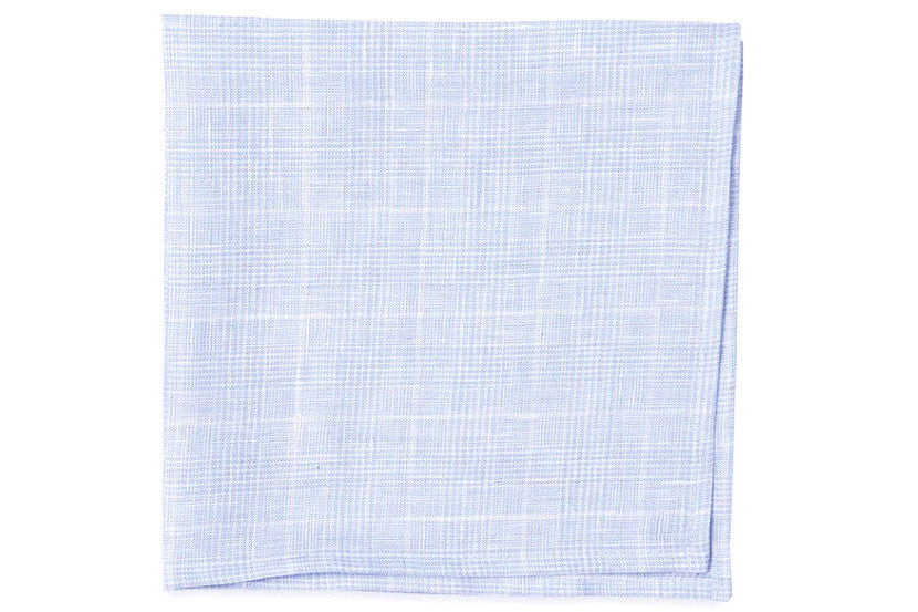 Easton Linen Pocket Square