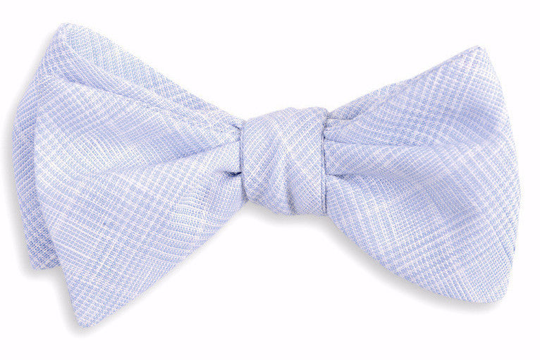 Easton Linen Bow Tie