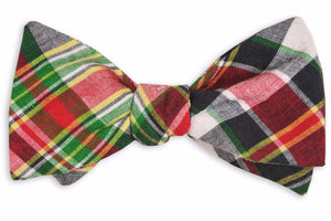 Chesapeake Madras Bow Tie